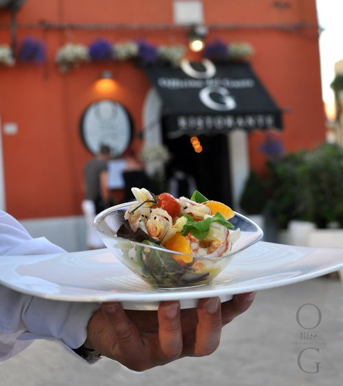 Food / Restaurant / Photo by Irina Eller / irinaeller.com #wine #food #italy #restaurant #sardinia #sardegna #olbia