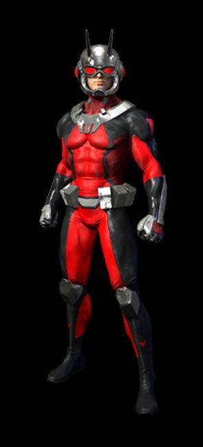 Marvel heroes 2015 ant man avengers now costume super for Headpool