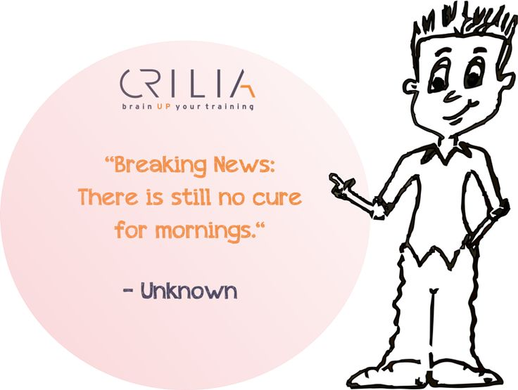 mornings... www.crilia.ro