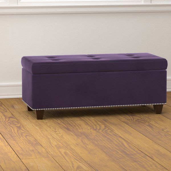 Stupendous Pelayo Tufted Storage Ottoman Home Improvement In 2019 Machost Co Dining Chair Design Ideas Machostcouk