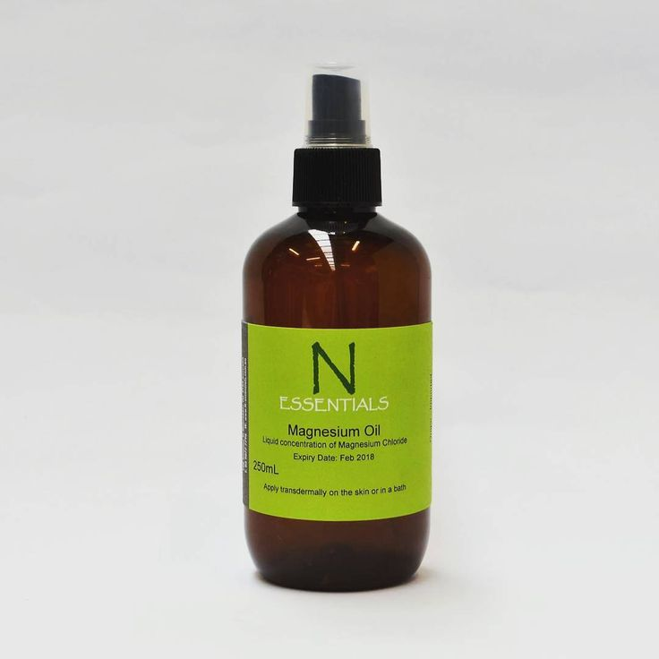Have you ever tried magnesium oil spray? When applied transdermally direct onto the skin, it has shown to have a considerably faster absorption rate than oral supplements. Apply onto the skin, add it to a bath or in a massage, the majority of absorption taking place in about 20 minutes. Get your magnesium oil spray online today!
