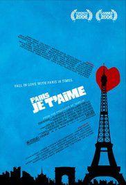 Paris, Te Amo Poster
