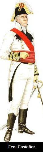 General Francisco Castaños.