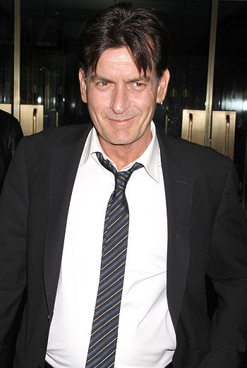 Charlie Sheen speaks about his favorite ex-wife!
