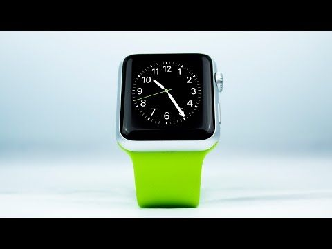 Apple Watch Unboxing, First Impressions (from an Android user) - YouTube