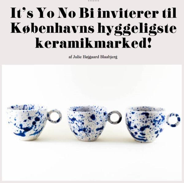 You are most welcome to spread the word about our beautifulceramics, so if you need additional information or High Res pictures please do not hesitate contact