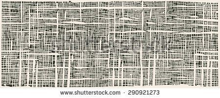 paint brush strokes texture - japanese traditional stencil pattern for textiles