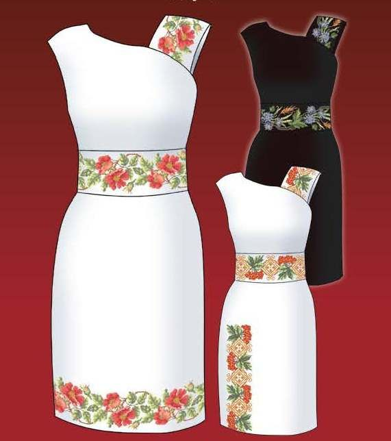 Brand new cross stitch shirt patterns with traditional and modern ornaments and designs. Truly exclusive and can be worn both for everyday and special occasions. Have a look at these and a number of others at http://dianaplus.eu/products_new.php