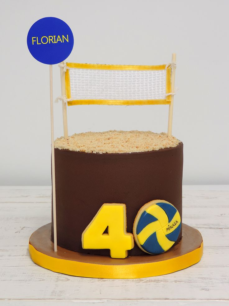 Voley Cake para un gran aficionado a ese deporte.  #bakery #pastry #homemade #reposteria #cakes #pies #cupcakes #cookies #whoopies #tiendaonline #sweet #sweettable #weddingcakes #weddingdays #lifestyle #eventplanners #events #tartapersonalizada