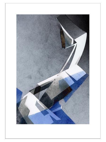 Shadow Play no 1 Giclee Print A3 | Ditte Maigaard Studio