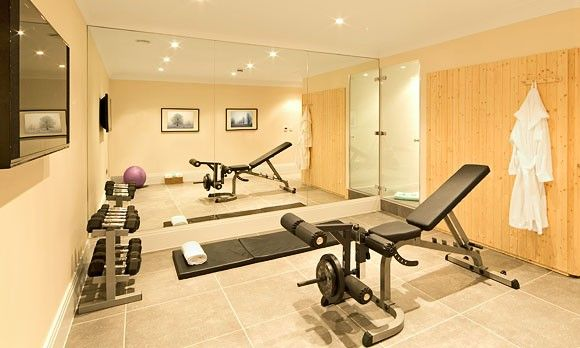 580 Best Images About Home & Garage Gym Ideas On Pinterest