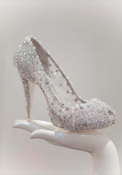 dd383e23dc3 prom shoes sparkly cinderella #prom #promshoessparkly ...