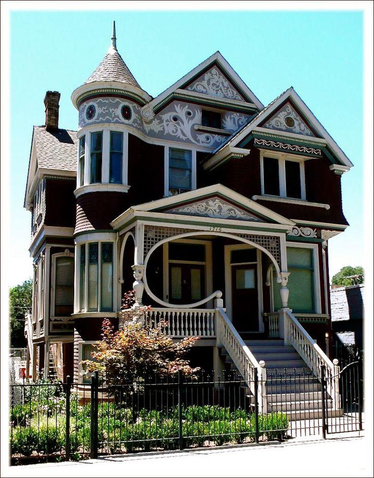 Sacramento, California, Victorian