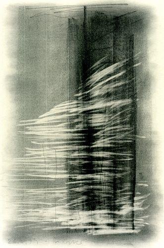 Gerhard Richter, 26.4.1999, (1999), Graphite on paper, 31.1 cm x 20.5 cm
