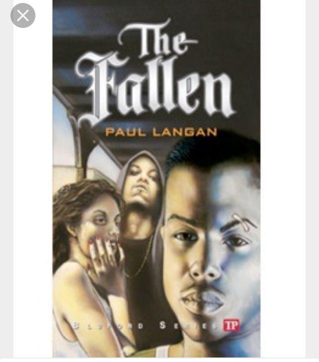 Bluford Series The Fallen