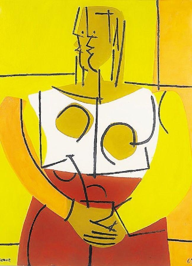 Muller en Amarellos : Luis Seoane