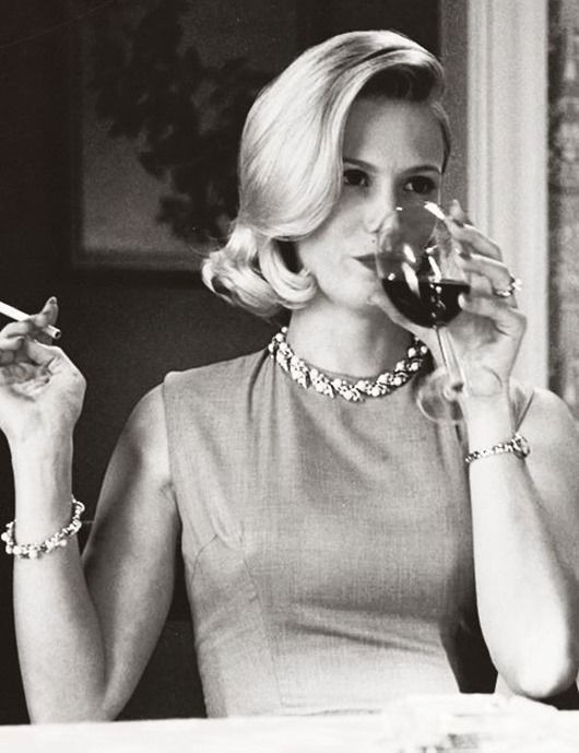 Los peinados más exquisitos de 'Mad Men' | Moda en Serie