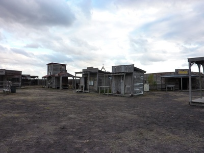 Day Trip - J. Lorraine Ghost Town in Manor, Texas. Can also rent for private events!