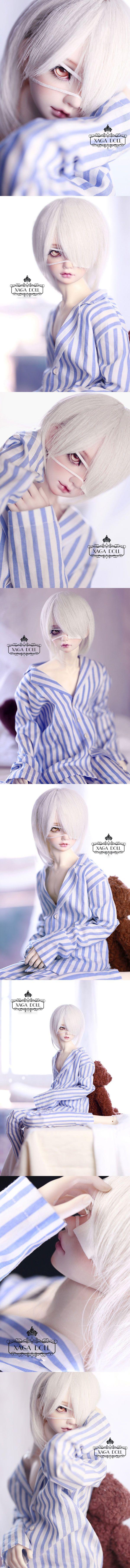 球体関節人形 ZOE1 63cm 男