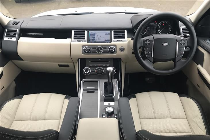 Used 2011 LAND ROVER RANGE ROVER SPORT 5.0 V8 S/C Autobiography Sport 5dr CommandShift for sale in Derbyshire from Hunters Land Rover, Derby.