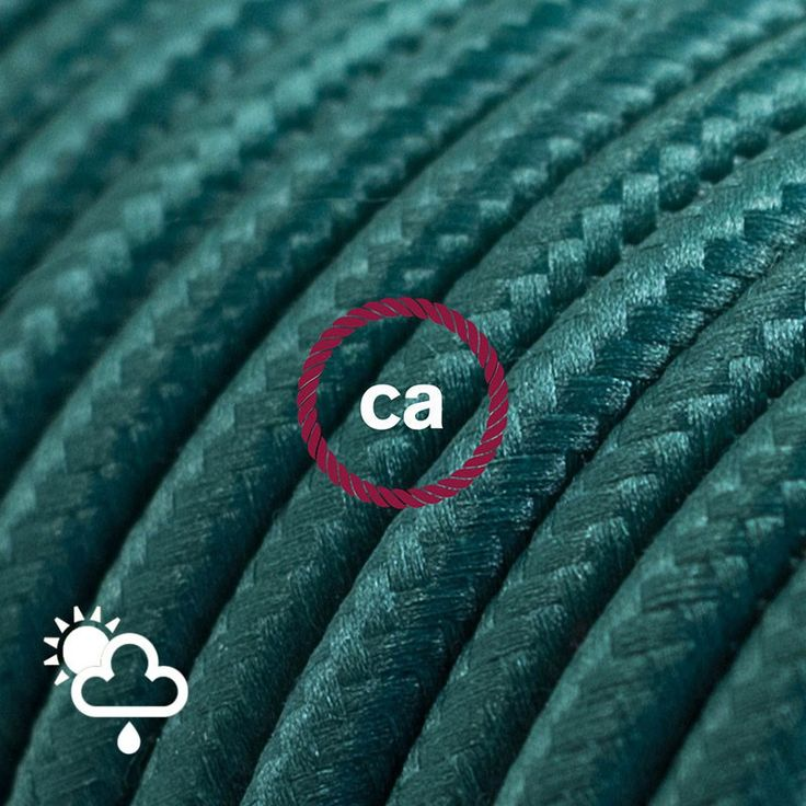 15 best Fabric Cables | Solid images on Pinterest | Electric, Cable ...