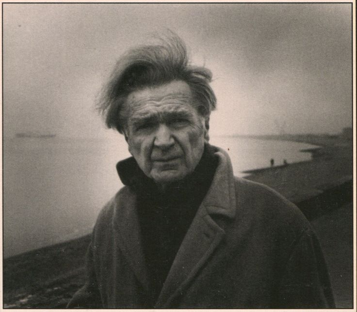 Party Pooper extraordinaire, Emil Cioran