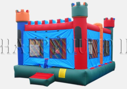 Inflatable Fun Games: Commercial Bounce House for Sale