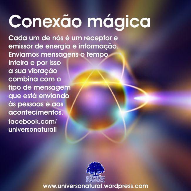Universe Natural Conexão mágica