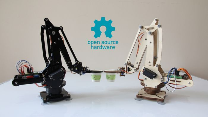 uArm: Put a Miniature Industrial Robot Arm on Your Desk by UFactory — Kickstarter