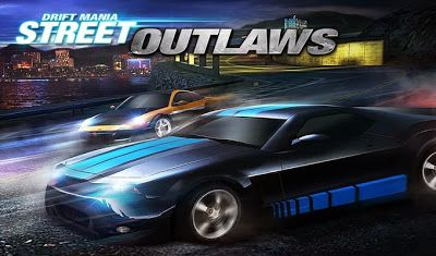 [Android] Drift Mania: Street Outlaws APK v1.01 + Full Data | FREE 4 PHONES