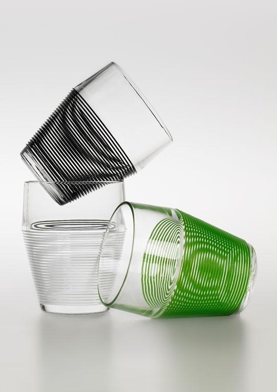 Timo Termo glassware by Timo Sarpaneva for Design House Stockholm