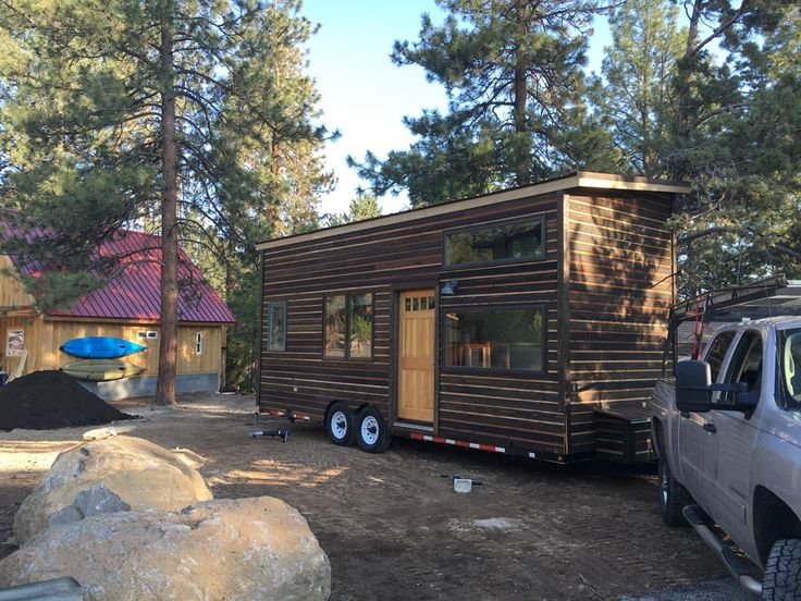 Cory And Hannah Tanler Designed Built Their Own Tiny House Using Salvage Materials To Help