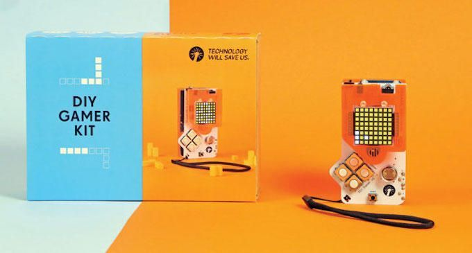 MoMA Recently Added a DIY Gamer Kit and Other DIY Electronic Products to Its Collection –  – #DiyGamer