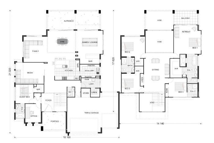 Blue Water 497, Our Designs, Queensland Builder, GJ Gardner Homes Queensland
