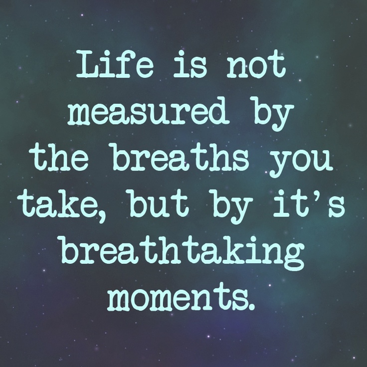 breathtaking moments ♥