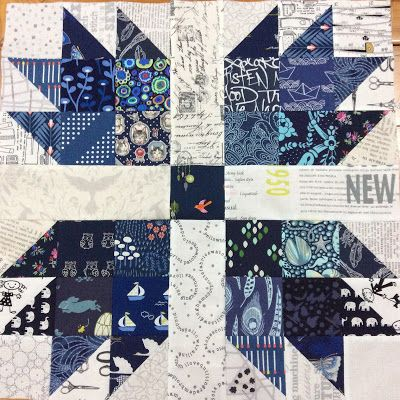 Stitchbird: Tuesday Stack - What's all this about Low Volume Fabric?