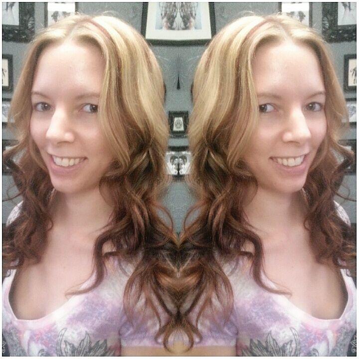Reverse Balayage Ombre with Schwarzkopf Hair Color - http://sarasotabradentonhairsalon.com/reverse-balayage-ombre-with-schwarzkopf-hair-color/