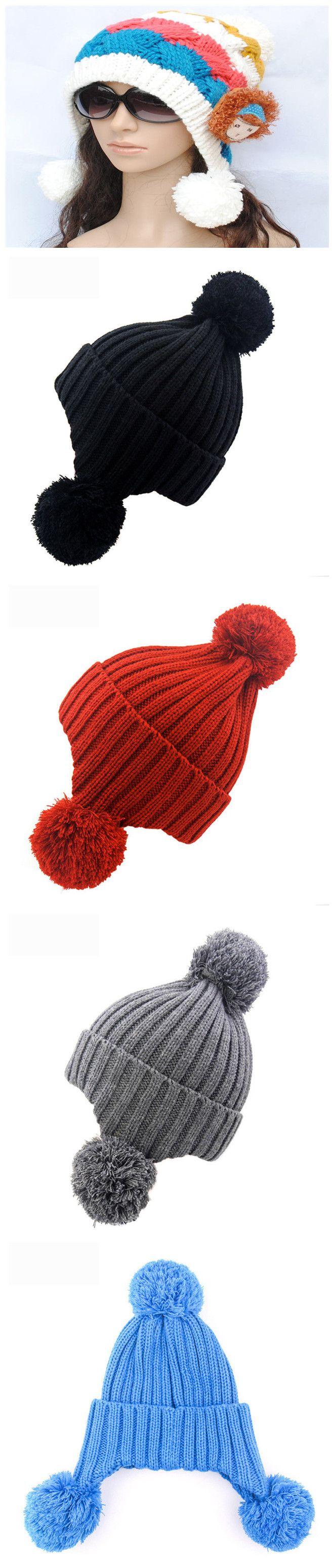 #fashion#popular#New Style#Beauty#Ladies winter hats