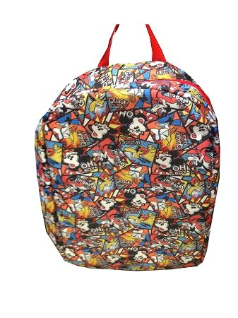 Mickey Mouse and Friends 'Sayings' Backpack