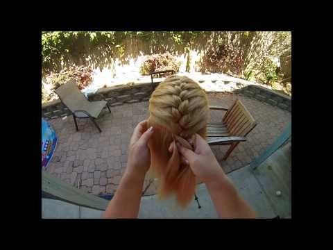 French Braid Tutorial - YouTube