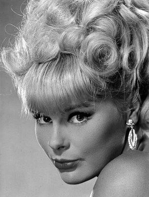 Elke Sommer.  Great beauty and fun to watch in the movies.
