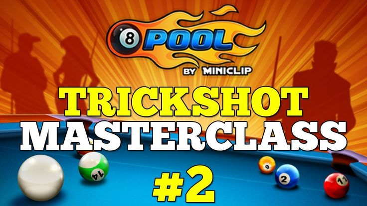 The Best 8 Ball Multiplayer Pool Trickshots - Part 2