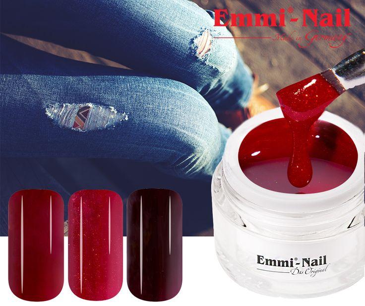 #ColourGel #Ricostruzione #unghie #EmmiNail