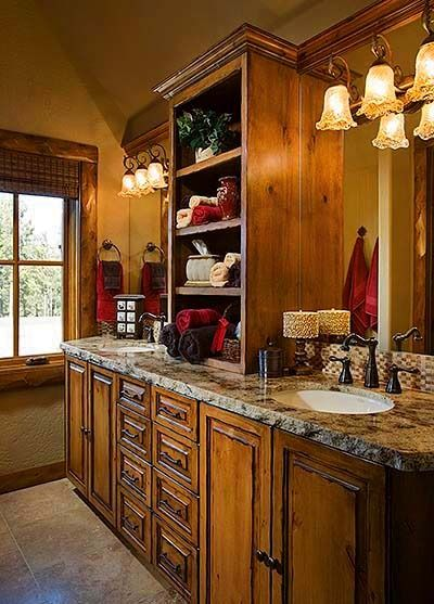 1000 Images About Interiors Of Log Homes From Town