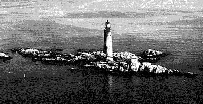 Graves Lighthouse History