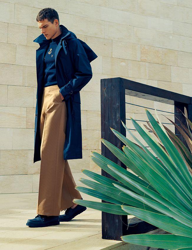 Alexandre Cunha Exudes Luxury for DT Magazine