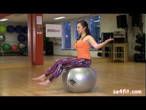 Ventre plat? Exercice facile et efficace! - YouTube