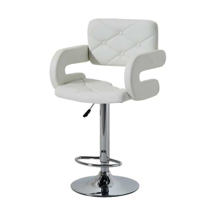White Leather Barstools best 25+ leather bar stools ideas on pinterest | white leather bar