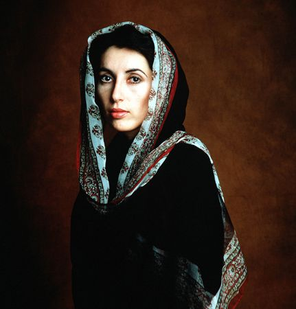 benazir bhutto black and white - Google Search