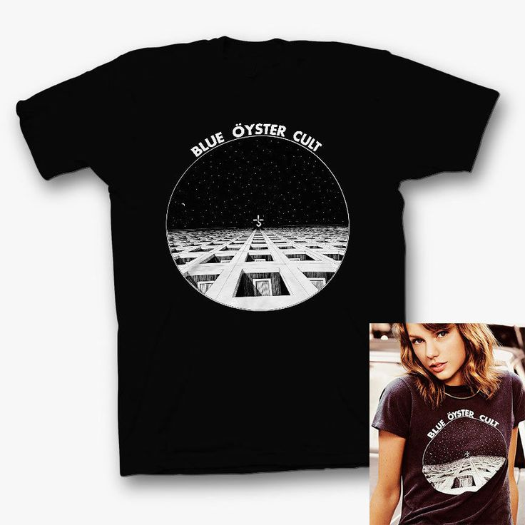 BLUE OYSTER CULT - DEBUT ALBUM T-SHIRT taylor shirt tee clothing swift style fun #Unbranded #BasicTee  taylor swift shirt reputation tour concert music Look What You Made Me Do
